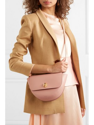 WANDLER billy leather shoulder bag