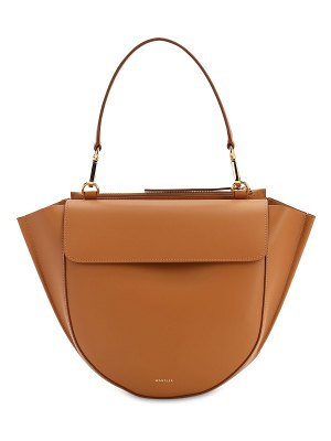 WANDLER Hortensia medium smooth leather  bag