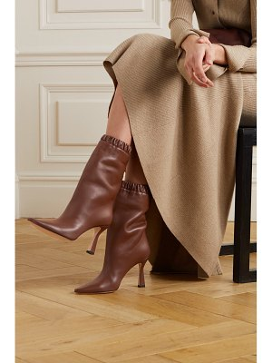 WANDLER lina leather ankle boots