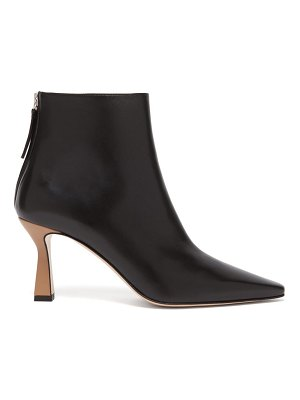 WANDLER lina point toe leather ankle boots