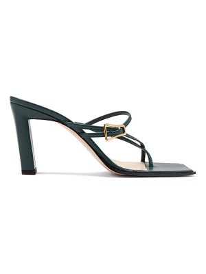 WANDLER yara buckled leather sandals