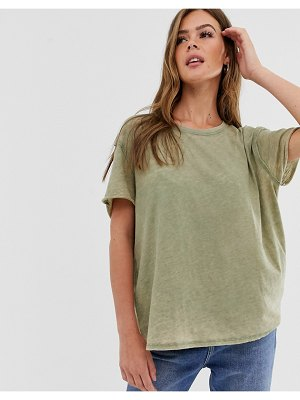 We The Free by Free People clarity t-shirt-green