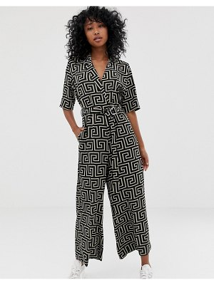 Weekday tailored jumpsuit