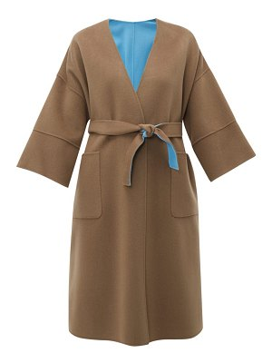 Weekend Max Mara pegli reversible wool coat