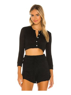 WeWoreWhat cropped cardigan