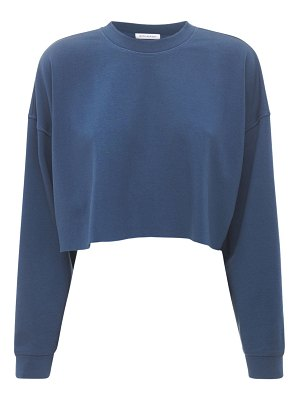 WeWoreWhat Cropped sweatshirt