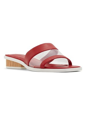 WHO WHAT WEAR lucy sandal