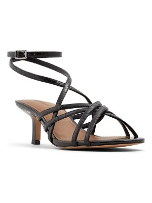 WHO WHAT WEAR pamela sandal
