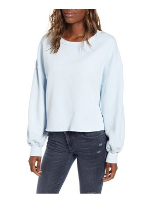 Wildfox olivia fleece sweatshirt
