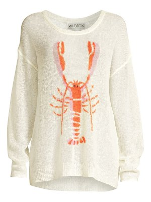 Wildfox rock lobster pullover