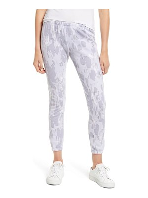 Wildfox rose camo knox pants