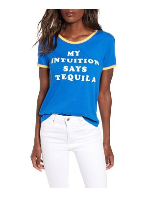 Wildfox tequila intuition tee