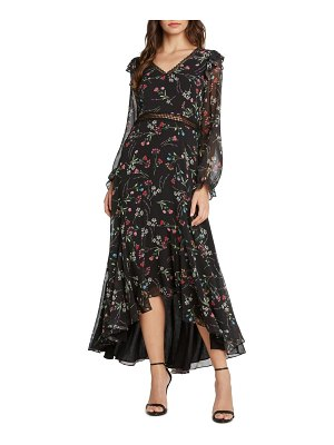 Willow & Clay floral maxi dress