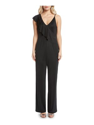 Willow & Clay ruffle jumpsuit