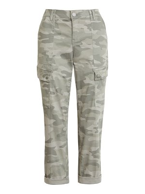 Wit & Wisdom ab-solution high waist crop cargo pants