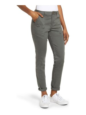 Wit & Wisdom flex-ellent high waist cargo pants