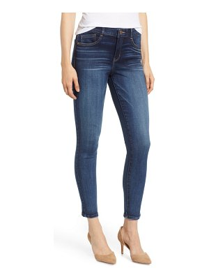 Wit & Wisdom luxe touch high waist skinny ankle jeans