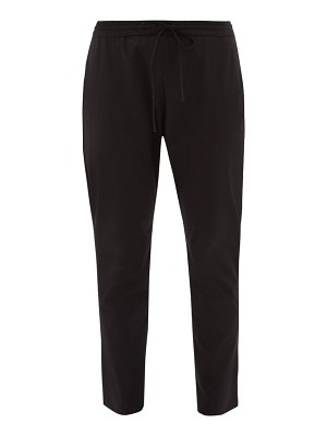 WONE drawstring technical track pants