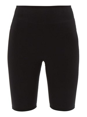 WONE high-rise technical-jersey cycling shorts