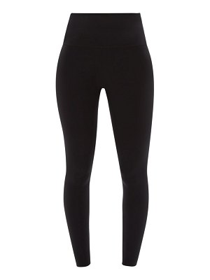 WONE high-rise stretch-jersey performance leggings