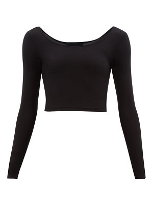 WONE long sleeved stretch jersey performance top
