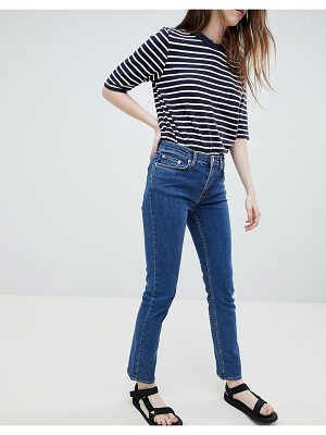 Wood Wood Lou Vintage Straight Cut Jeans