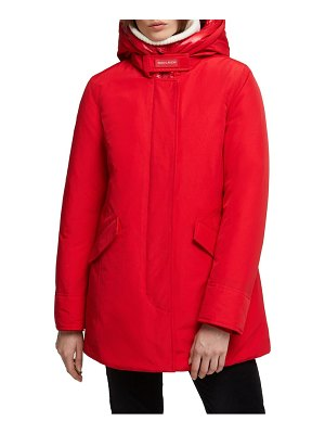 Woolrich arctic hooded down parka