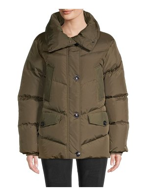 Woolrich Quilted Puffer Jacket