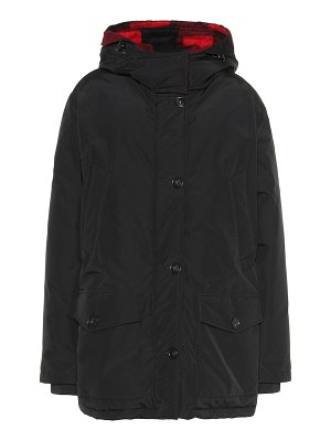 Woolrich reversible down parka
