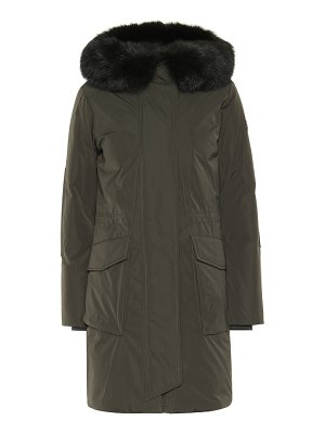 Woolrich w's military down parka
