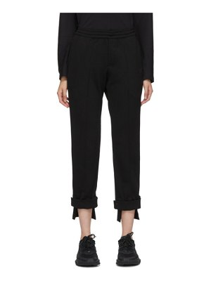 Y-3 tailored classic track pants