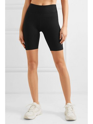 YEAR OF OURS biker ribbed stretch shorts