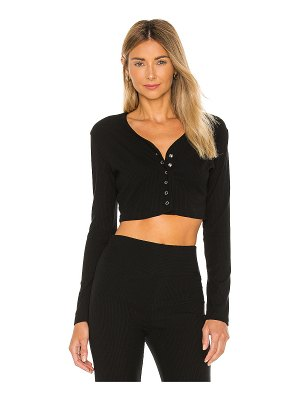 YEAR OF OURS rib cropped cardi