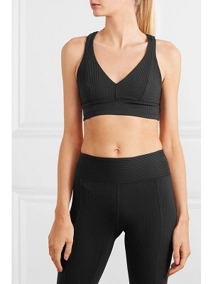 YEAR OF OURS veronica ribbed stretch sports bra