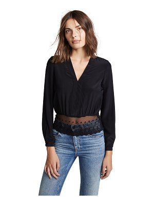 Yigal Azrouel v neck top