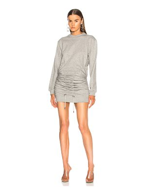 Y/PROJECT Corset Sweater Dress