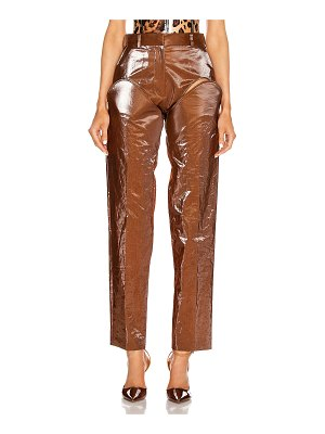 Y/PROJECT cut out trousers