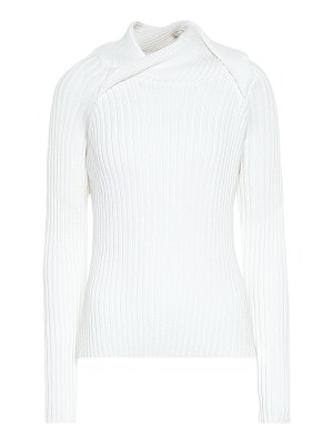 Y/PROJECT ribbed-knit wool-blend sweater