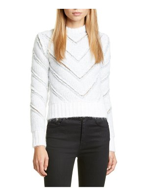 Y/PROJECT slashed sweater