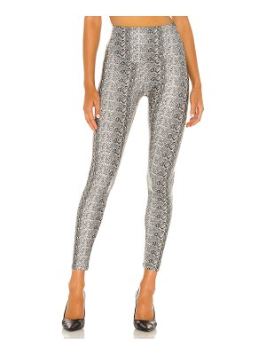 Yummie by Heather Thomson nancy reptile shaping legging