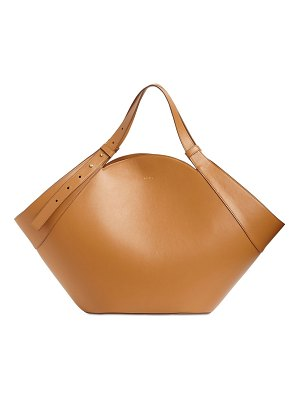 Yuzefi Basket leather tote bag