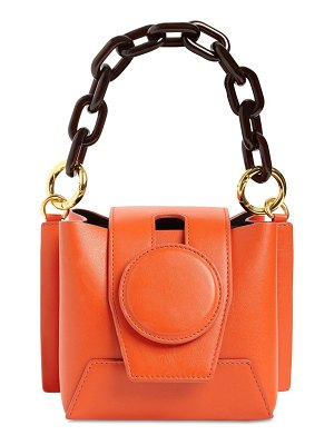 Yuzefi Daria leather top handle bag