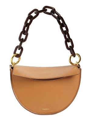 Yuzefi Doris leather shoulder bag