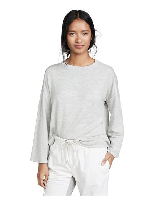 Z Supply the premium fleece flare sleeve pullover