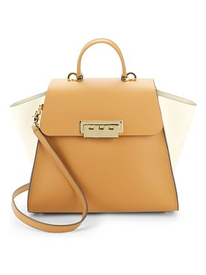 ZAC Zac Posen Eartha Classic Leather Satchel
