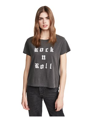 Zadig & Voltaire alys rock roll strass t-shirt