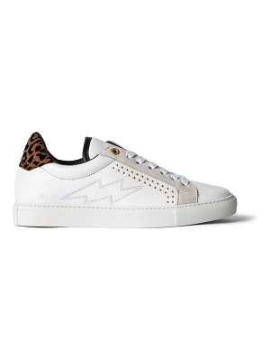 Zadig & Voltaire low top water resistant sneaker