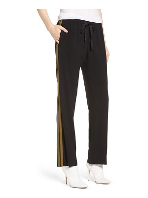 Zadig & Voltaire poeme side stripe pants