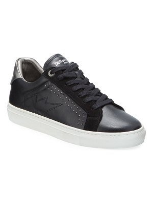 Zadig & Voltaire ZV1747 Low-Top Sneakers