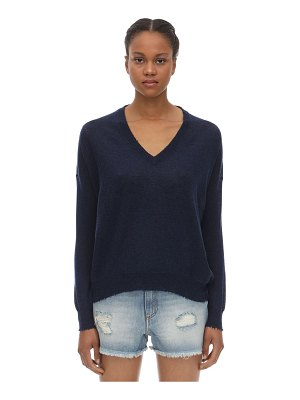 ZADIG&VOLTAIRE Cashmere knit cardigan sweater